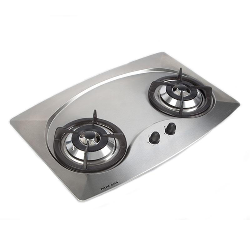 Tecno 70cm Built-In Hob with Safety Valves MINI 2SV - Lion City Company
