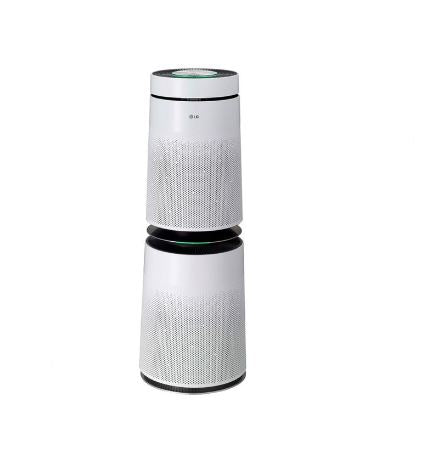 LG AS95GDWV0 Puricare 360º Air Purifier Double (White)