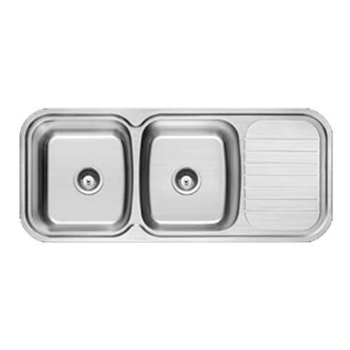 Rubine Kitchen Sink Prestige Series PRX621 - Lion City Company