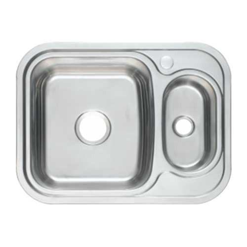 Rubine Kitchen Sink Prestige Series PRX650 - Lion City Company