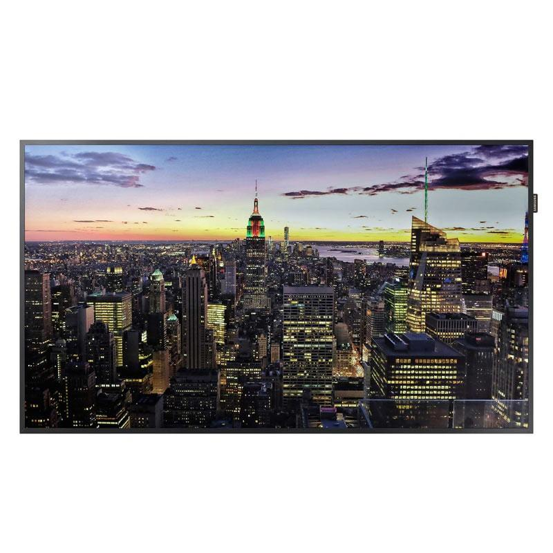 Samsung QM65F 65 inch. Edge-Lit 4K UHD LED Display Smart Signage LH65QMFPLGC/XS - Lion City Company