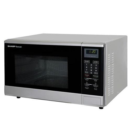 Sharp R369T(S) 33L Touch Control Microwave Oven - Lion City Company