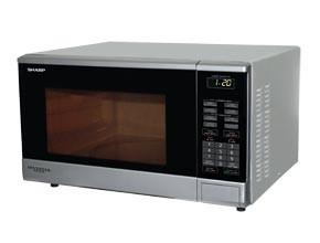 Sharp R-380V(S) 33L Inverter Microwave Oven