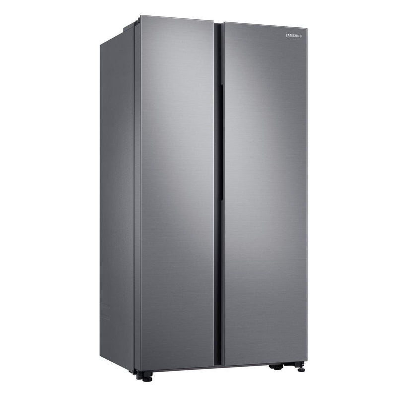 SAMSUNG RS62R5004M9SS 647L SPACEMAX SIDE-BY-SIDE FRIDGE (2 TICKS)