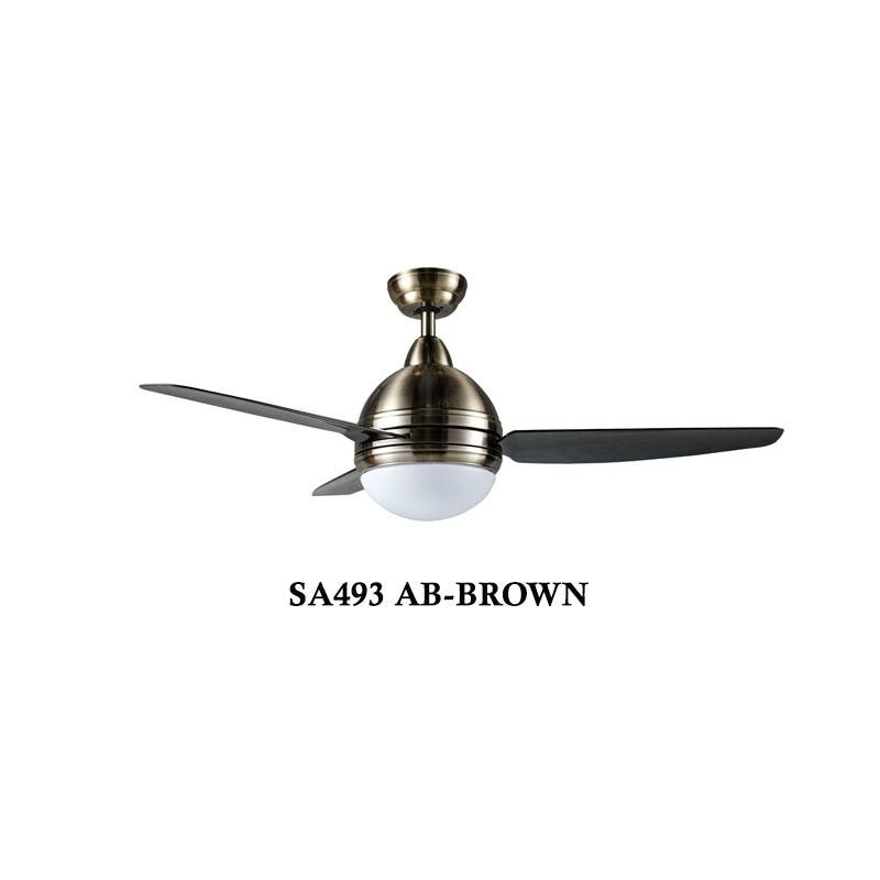 Samaire 49 inch. Ceiling Fan with Remote Contro SA493 / SA493NL - Lion City Company