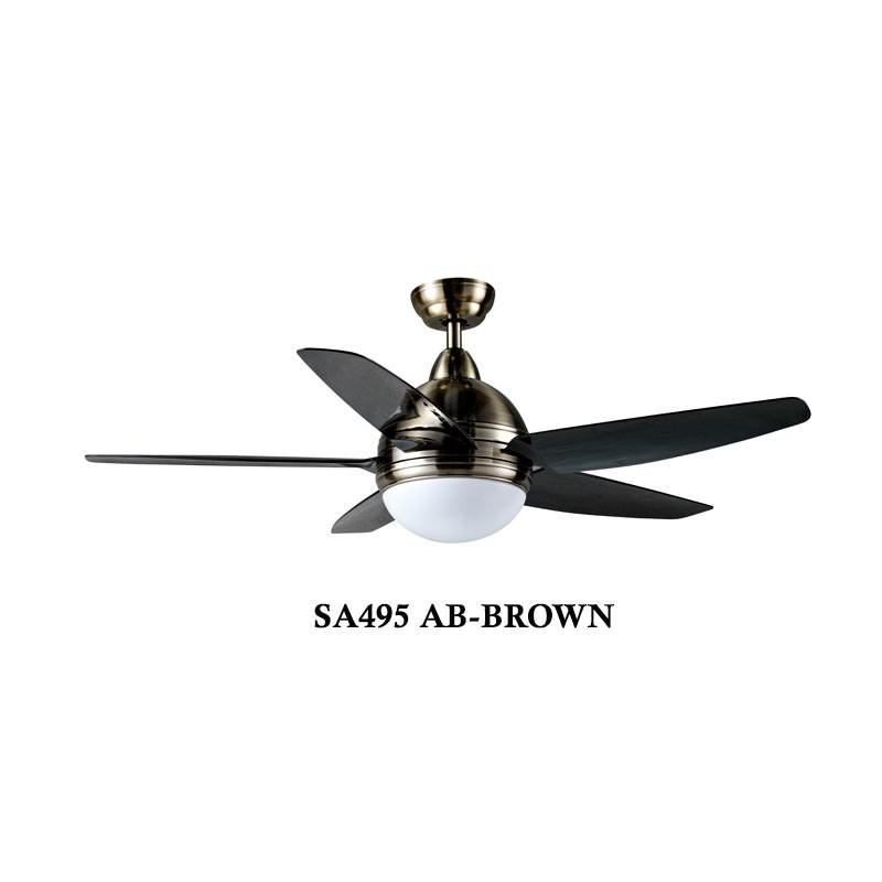 Samaire 49 inch. Ceiling Fan with Remote Control SA495 / SA495NL