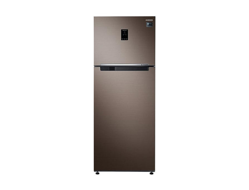 Samsung RT46K6237DX/SS 453L Top Mount Freezer Refrigerator with Twin Cooling Plus - Lion City Company