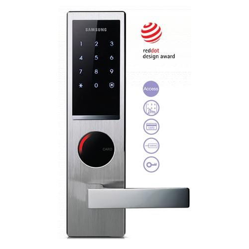 Samsung RFID Card Digital Door Lock SHSH635 - Lion City Company