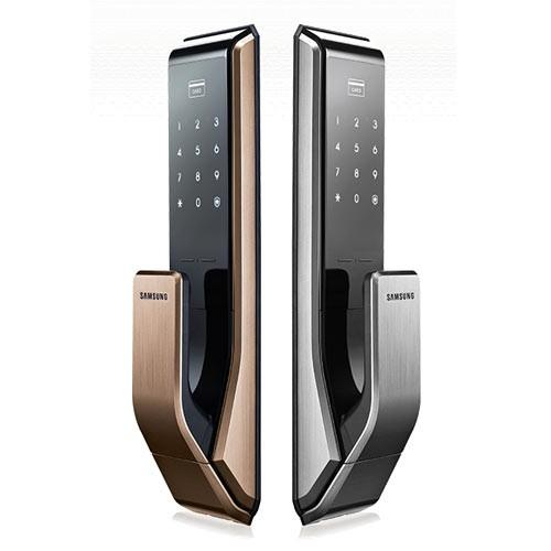 Samsung Digital Doorlocks SHSP717 - Lion City Company