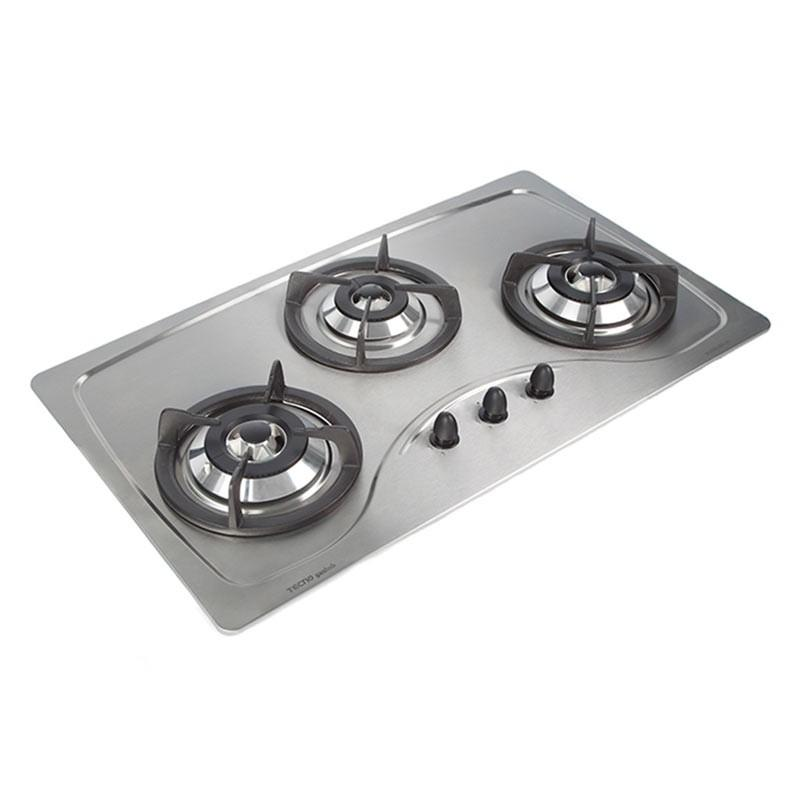 Tecno 90cm Built-In Hob with Variable Valve System SR 98SV S/S - Lion City Company