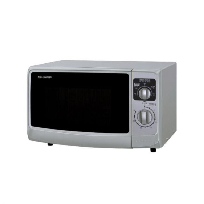 SHARP MICROWAVE OVEN 22L R219TS - SILVER