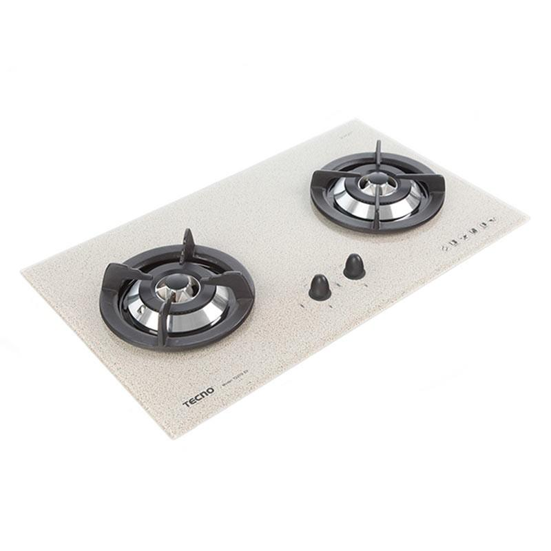 Tecno 70cm Built in Tempered Glass Hob with Variable Valve System T 22TG - Lion City Company