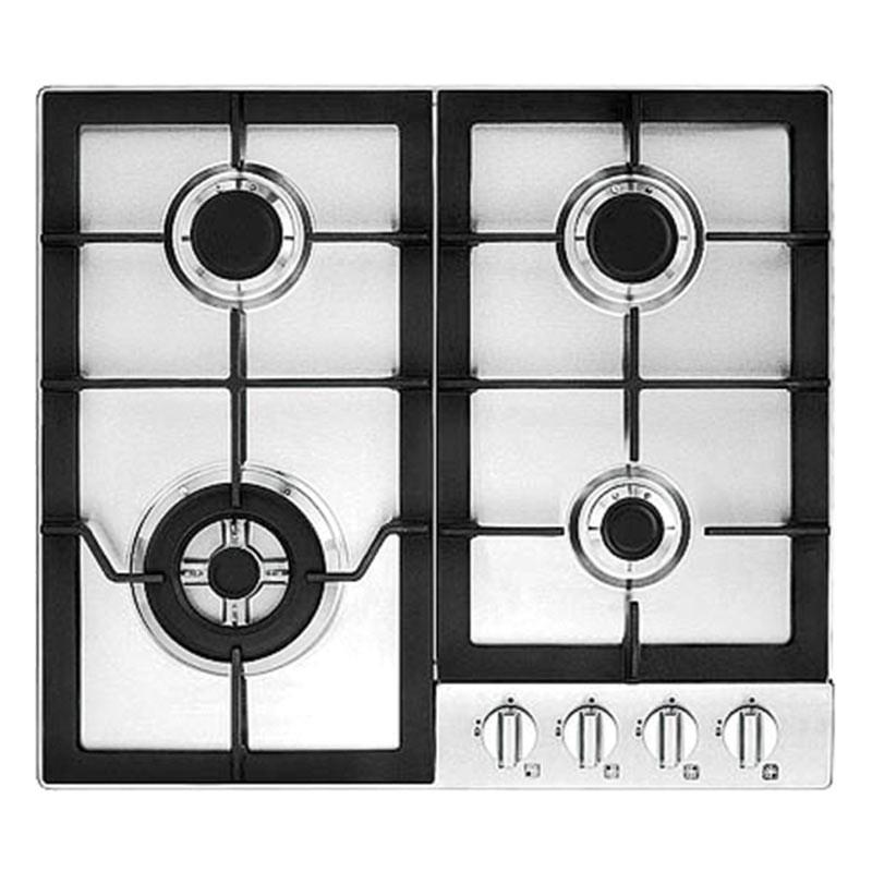 Tecno 60cm Stainless Steel Built In Hob TA 608TR / TA 608TRSV - Lion City Company