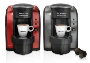 Taurus Coffee Capsule System Coffee Machine AREZZO - Lion City Company