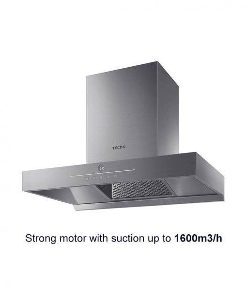 Tecno High Suction Chimney Hood KD 3288 PACKAGE OFFER2