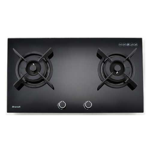 Brandt 2 Burners Gas Hob TG1482B - Lion City Company