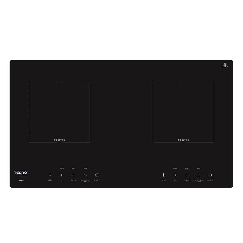 Tecno 2-Burner Built-In Induction Hob TIH 282S - Lion City Company