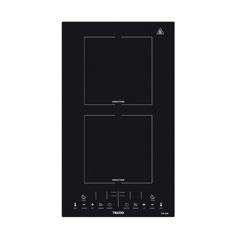 Tecno 30cm Domino Induction Hob TIH 300 - Lion City Company