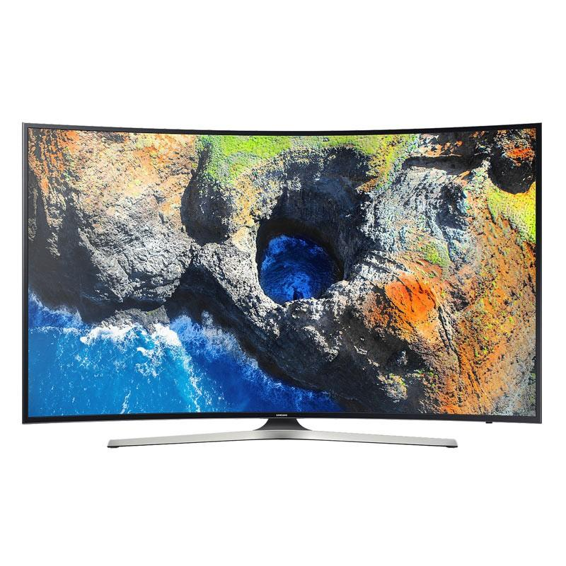 Samsung 55 inch. UHD Curved Smart TV UA55MU6300KXXS