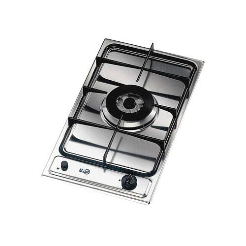 Uno 1-Burner Stainless Steel Built in Gas Hob UD201TR - Lion City Company