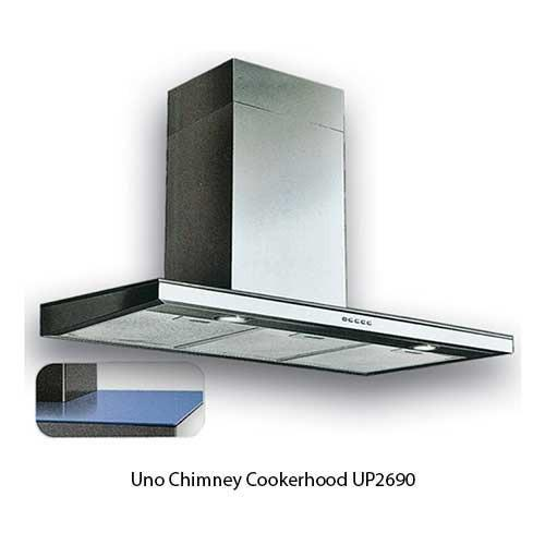 Uno Chimney Cookerhood UP2690 - Lion City Company