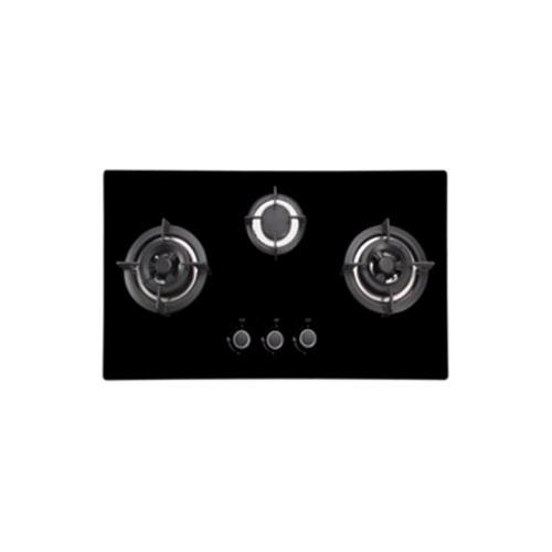 Valenti VC930G/S 860 mm Glass Built-in Hob (With Safety-Valve)