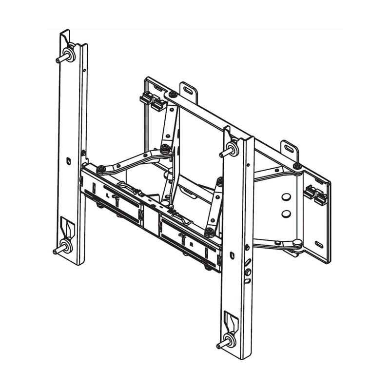 Samsung Wall Mount for 46 inch. / 55 inch. WMN4270SD