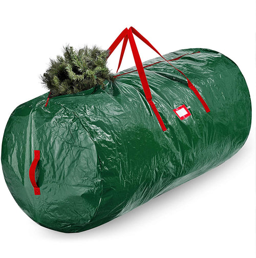 PE Round Artificial Tree Storage Bag for 9 ft Tree, 30
