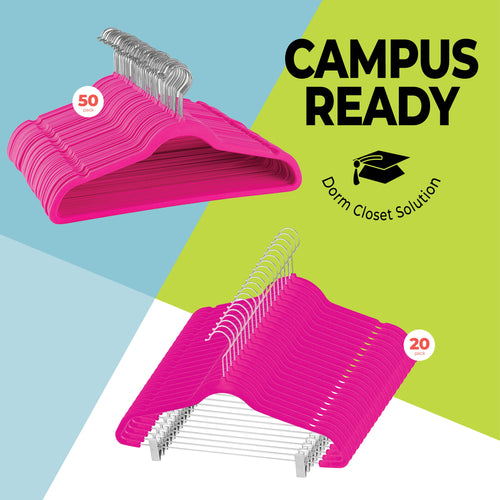 College Storage Package - Pink
