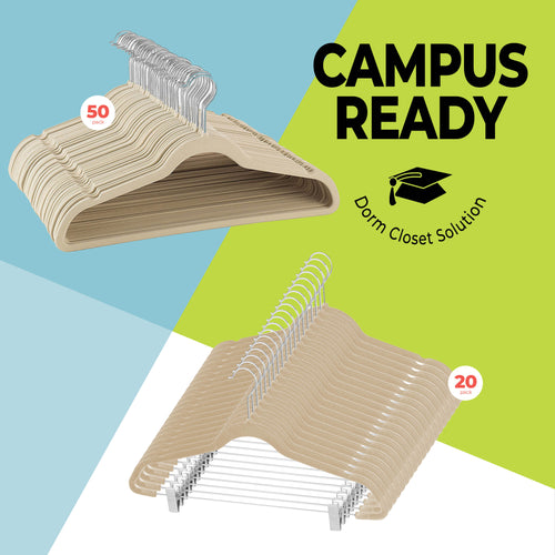 College Storage Package - Ivory