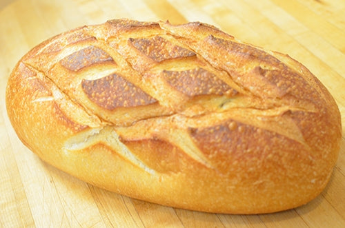 Crusty Sour Dough Bread