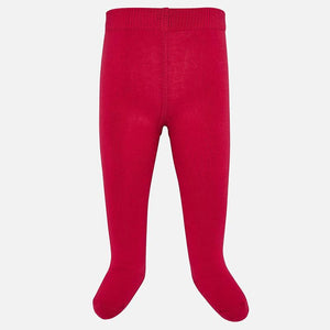 Infant Tights - Scarlet