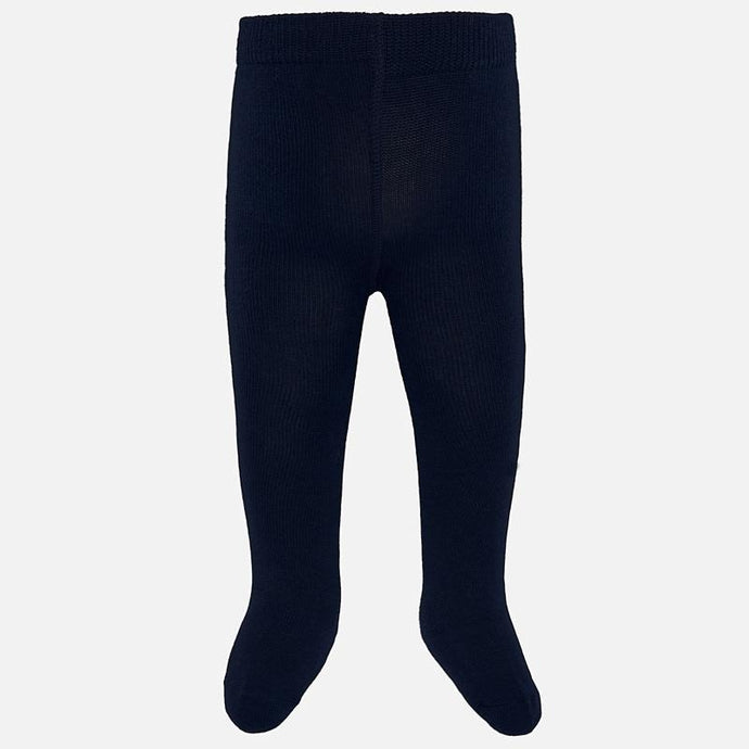 Infant Tights - Navy