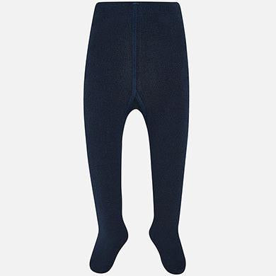 Girls Tights - Navy