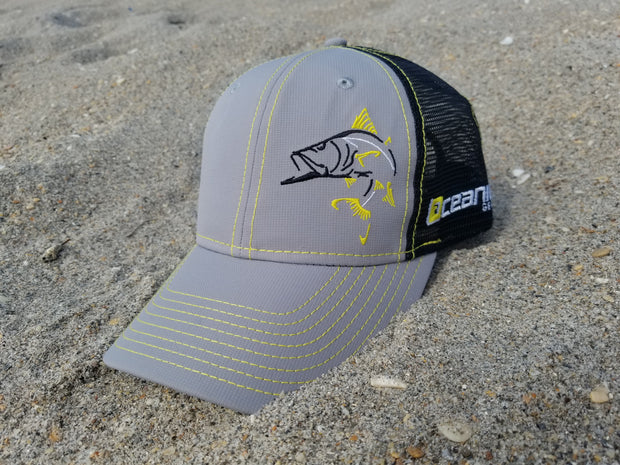 Snook Performance Trucker Cap