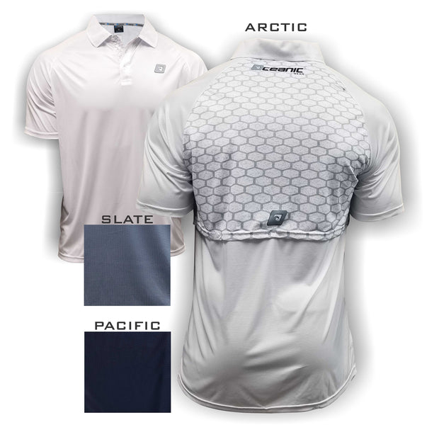 3 for $120 Andros Performance Polos