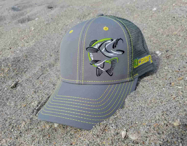 Bass Buster Performance Trucker Cap
