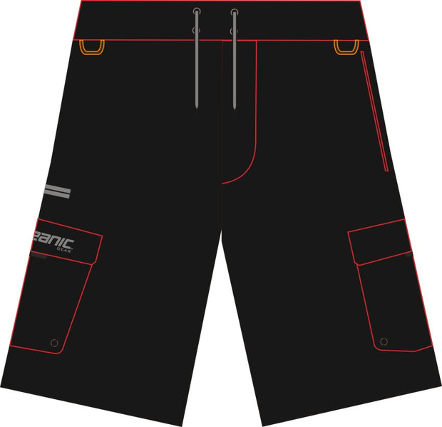 Black Tactical Boardshorts (Closeout)