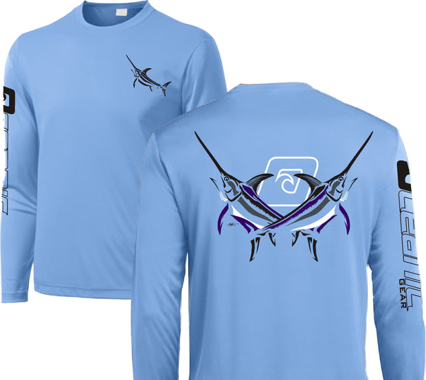 Crossed Swords Performance Shirt