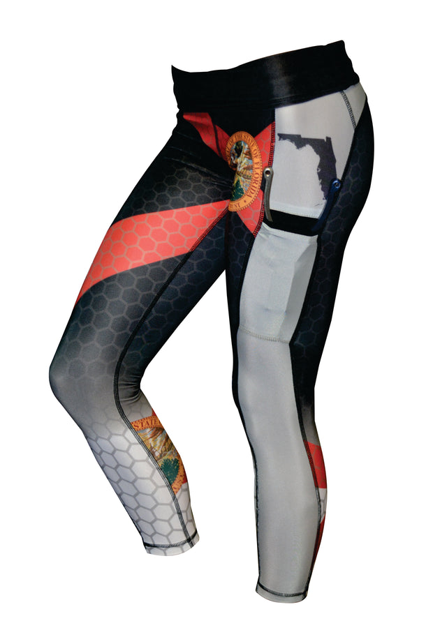 Florida Pride Leggings