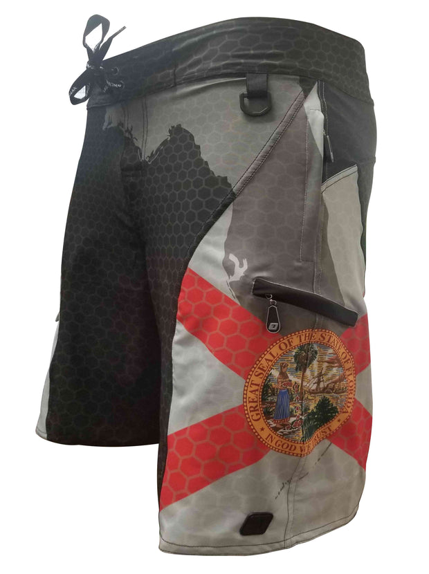 Florida Pride Tactical Fishing Shorts