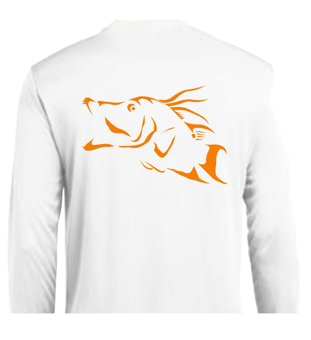 Kid's Hogfish LS Performance Tee (Closeout)
