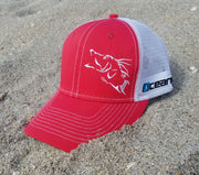 Hogfish Performance Trucker Cap