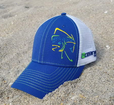 Mahi Performance Trucker Cap