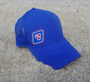Offshore Patriot Performance Trucker Cap