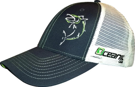 Kingfish Performance Trucker Cap