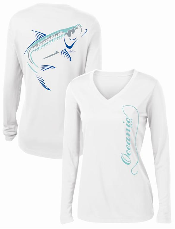 Tarpon Tamer Lady's Performance Shirt