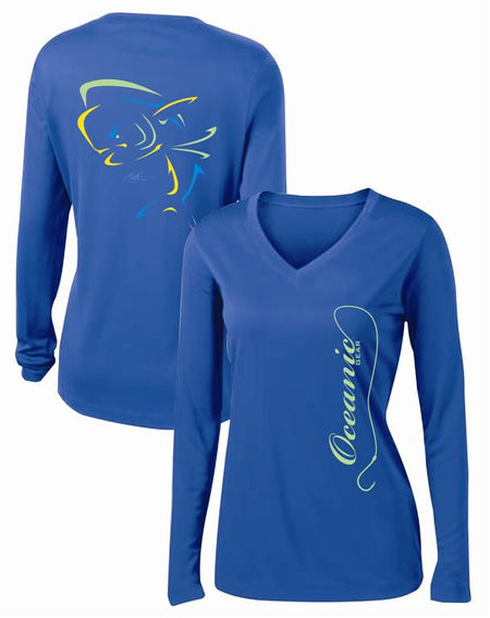 Mahi Mania Lady's Performance Shirt