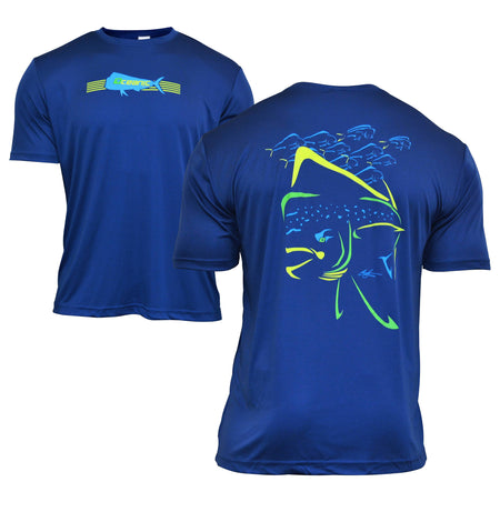 2019 Short Sleeve Mahi Performance