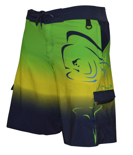 Kid's Mahi Fishing Boardshorts